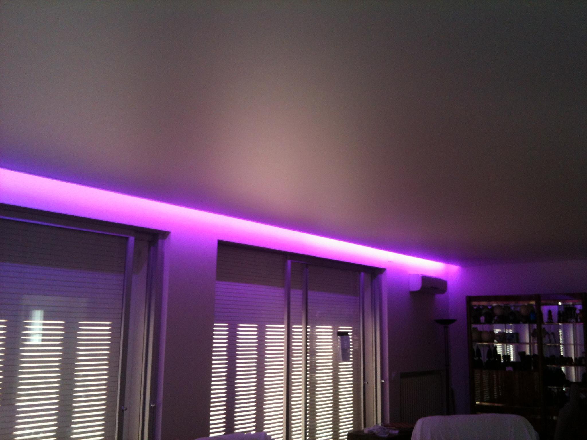 caisson lumineux plafond. Black Bedroom Furniture Sets. Home Design Ideas